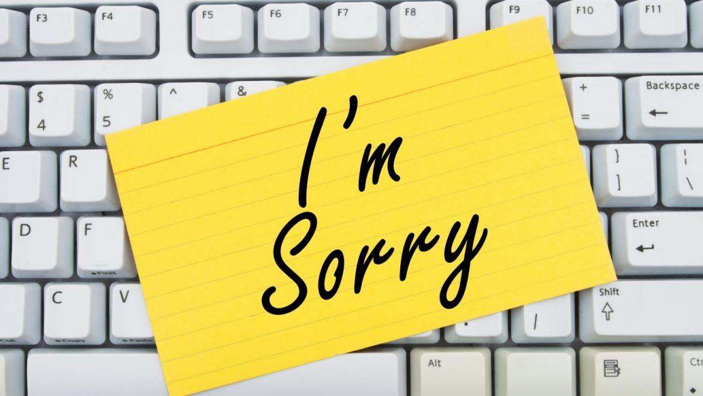 חמישה לקוחות שצריך לבקש מהם סליחה
